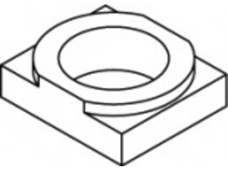 820210200100000 Artikel 82021 smeedijzeren W thermisch verzinkt LINDAPTER-Rezessfullplatten W, voor