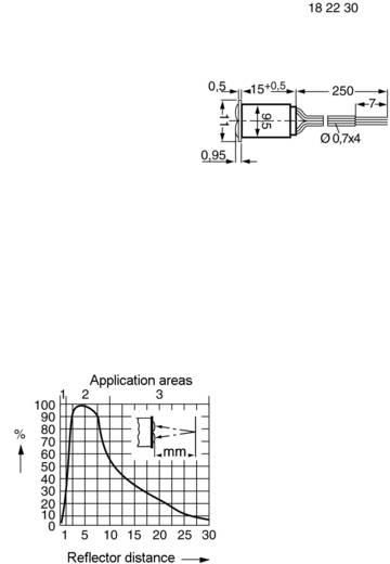 Reflex MRL 601 Reflectie-lichtsluis 1 stuks