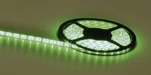 LED-strip Groen met open kabeleind 24 V 502 cm Barthelme Y51516413 182407