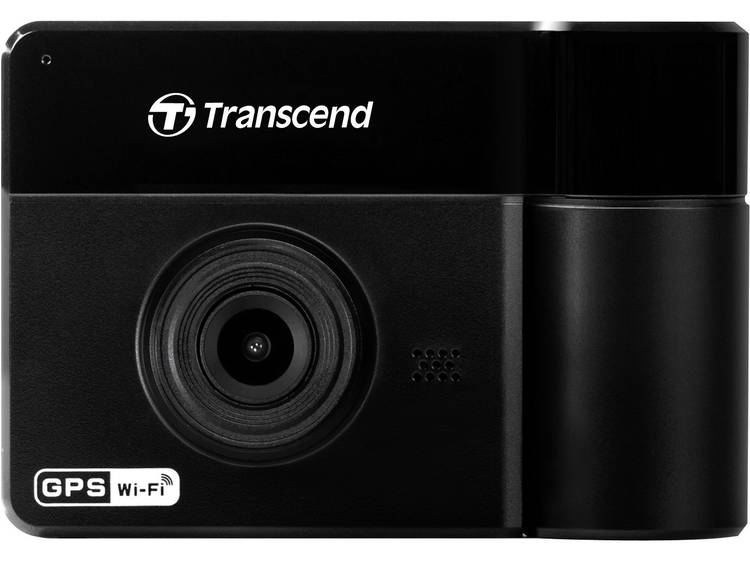 Transcend DrivePro 550 Dashcam Kijkhoek horizontaal (max.) 160 °