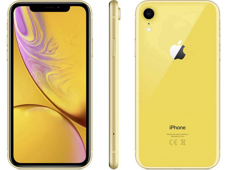 iPhone XR 64GB Geel (2018)