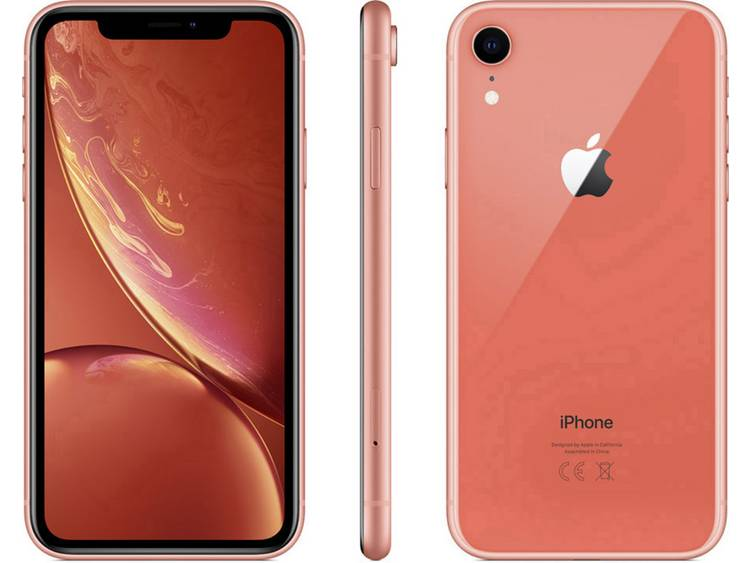 iPhone XR 128GB Koraal (2018)
