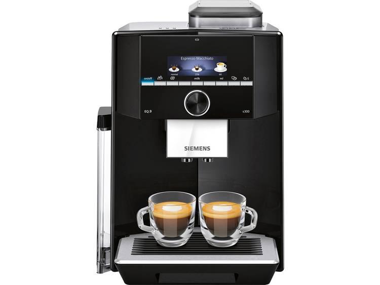 Siemens EQ9 S300 TI923509DE Koffievolautomaat Zwart