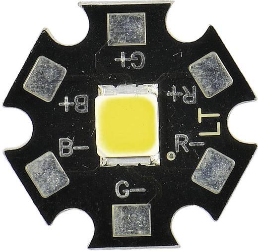CREE MX3AWT-A1-STAR-000E51 HighPower LED Koud-wit 114 lm 120 ° 3.7 V 350 mA