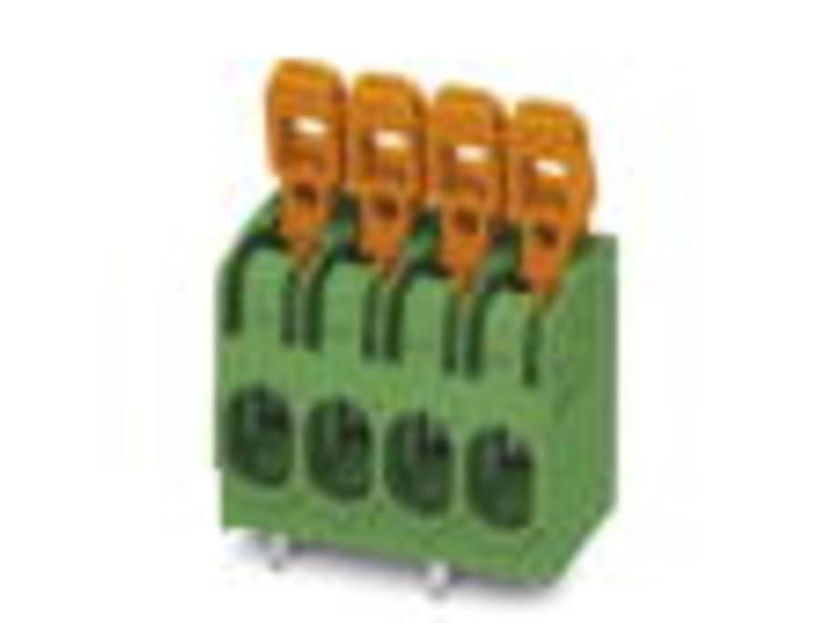 Phoenix Contact PLH 5/ 3-7,5-ZF Veerkachtklemblok 6 mm² Aantal polen 3 25 stuks