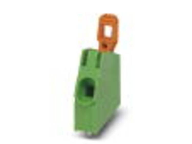 Phoenix Contact PLA 5/ 1-7,5 Veerkachtklemblok 6 mm² Aantal polen 1 25 stuks