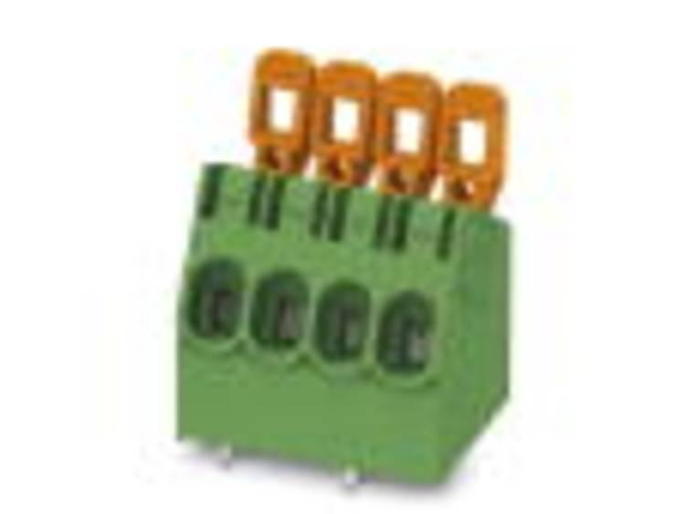 Phoenix Contact PLA 5/ 4-7,5-ZF Veerkachtklemblok 6 mm² Aantal polen 4 25 stuks