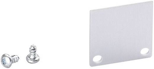 Barthelme 62398604 Eindkappen-set Aluminium (geëloxeerd) Aluminium