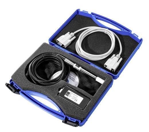 B+B Thermo-Technik Vocht/temp.-meetvoeler roestvrij staal Vocht/temperatuur meetsensor roestvrij staal voor USB USB