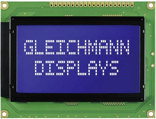 Gleichmann GE-G12864A-YYH-V/RN Grafisch display 3-kleurig (b x h x d) 93 x 70 x 13.6 mm