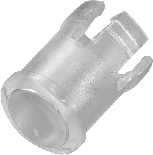 183118 Verlichtingskap Transparant Geschikt voor LED 5 mm