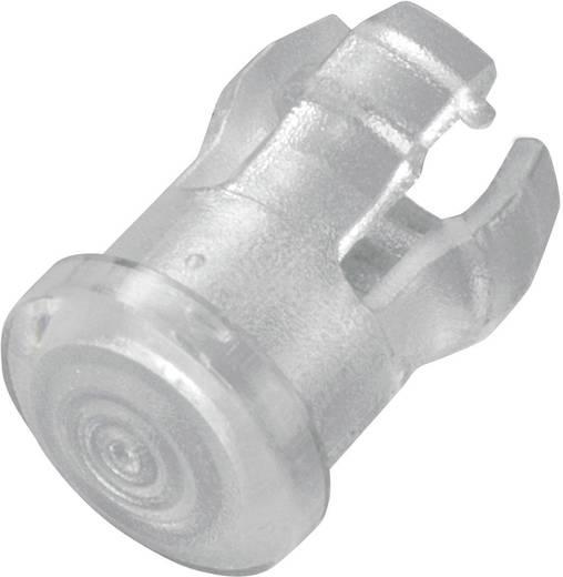 EDK-02-PCW Verlichtingskap Transparant Geschikt voor LED 3 mm