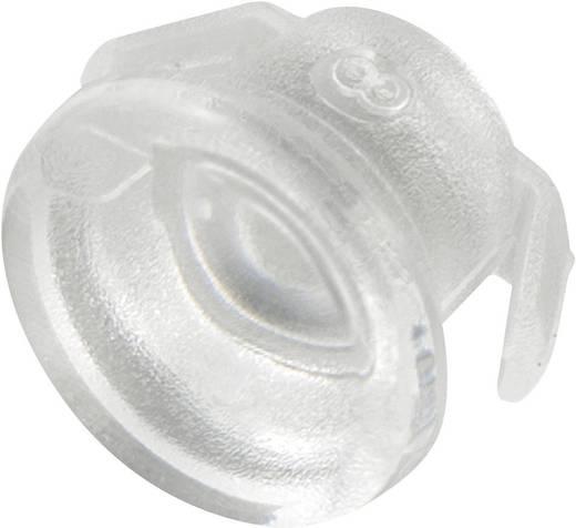 Lichtgeleider voor frontplaatmontage HHP-04-PCW (Ø x h) 5.5 mm x 4.3 mm