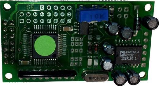 BELC 1001 Display-controller LCD-puntmatrix-module 8 x 2 (18 33 69), LCD-puntmatrix-module 8 x 2 (18 35 12) 5 V