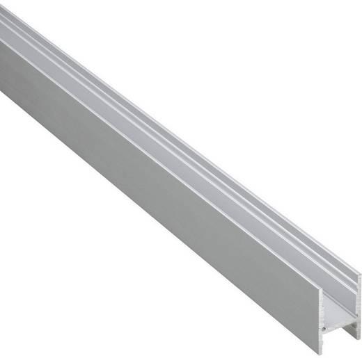 Barthelme 62399111 Profiel Aluminium (geëloxeerd) Aluminium (l x b x h) 1000 x 18.4 x 30 mm