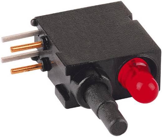 Mentor 1845.6032 Druktoets 60 V DC/AC 0.5 A 1x aan/(aan) schakelend 1 stuks
