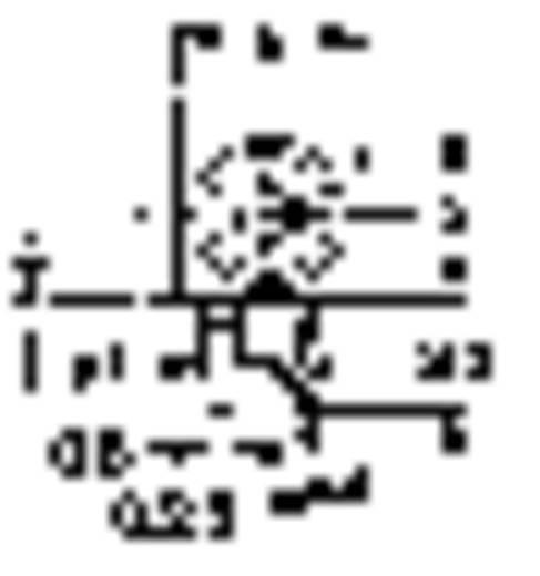 Mentor 1446.1233 Druktoets 60 V DC/AC 0.5 A 1x aan/(aan) IP65 schakelend 1 stuks