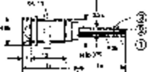 Mentor 2692.8321 LED-signaallamp Rood 24 V/DC 20 mA