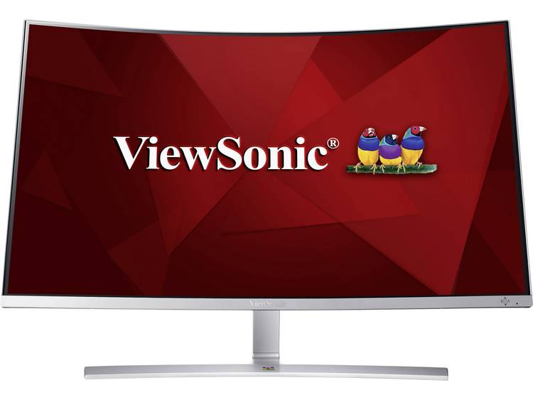 Viewsonic VX3216-SCMH-W-2 LCD-monitor 81.3 cm (32 inch) Energielabel A (A+++ – D) 1920 x 1080 pix Full HD 5 ms VGA, DVI, HDMI, Hoofdtelefoon (3.5 mm jackplug)