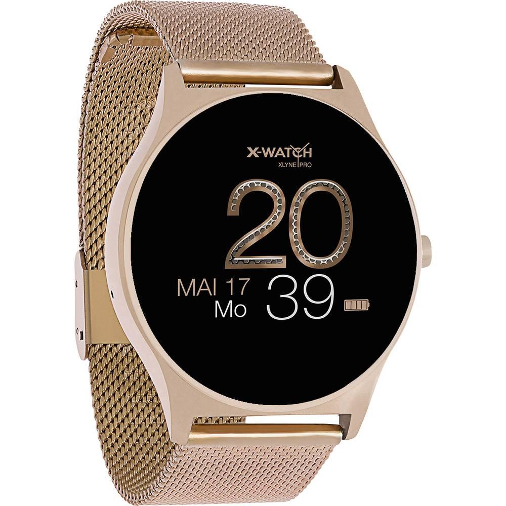 X-WATCH Joli XW PRO Smartwatch Roségold