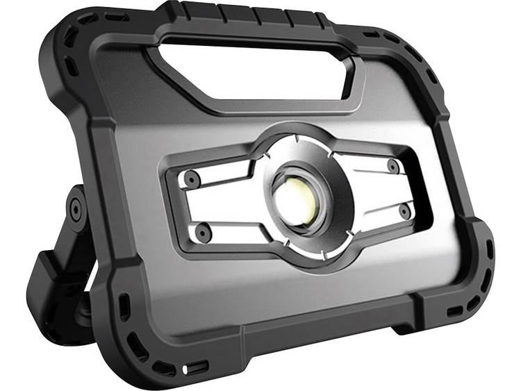 LED Schijnwerper werkt op een accu Kunzer PL 1