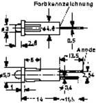LED-houder (snap in)
