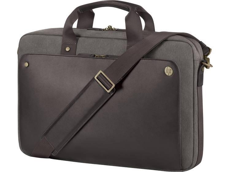 HP Laptoptas Tasche / HP Executive 15.6 Brown Top Lo Geschikt voor max.: 39,6 cm (15,6) Bruin
