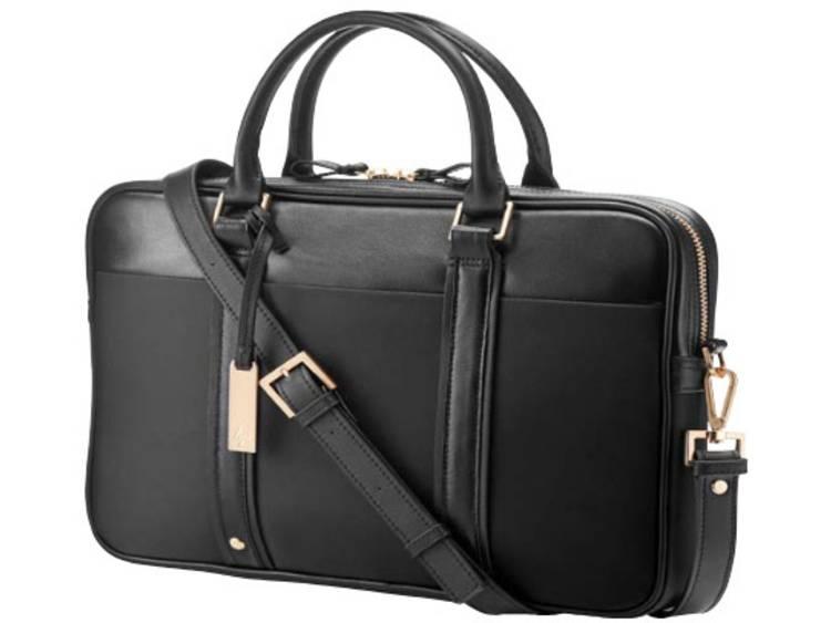 HP Laptoptas HP Ladies Slim Top Load – Notebook-Tasch Geschikt voor max.: 35,6 cm (14) Zwart