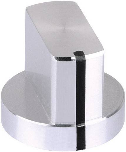 Mentor 5583.6611 Knevelknop Aluminium (Ø x h) 24 mm x 19 mm 1 stuks