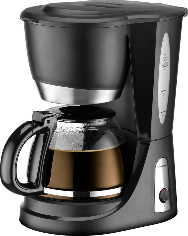 Koffiezetapparaat Trisa Passion 6 Zwart Capaciteit koppen=6