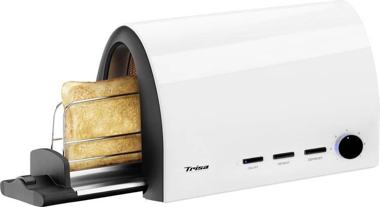 Trisa DE 7353.7012 Broodrooster Wit