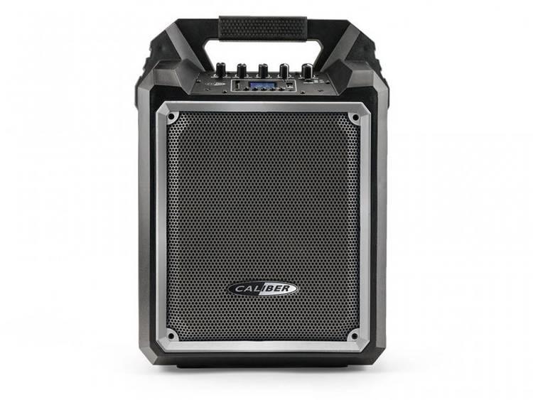 Caliber Audio Technology HPA801BT Actieve PA-speaker 16.5 cm 6.5 inch werkt op h