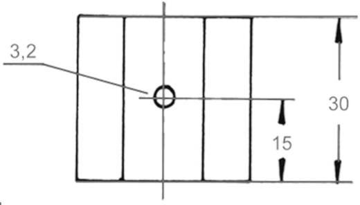 Strengkoellichaam 8 K/W (l x b x h) 30 x 32 x 20 mm TO-220 ASSMANN WSW V5220L