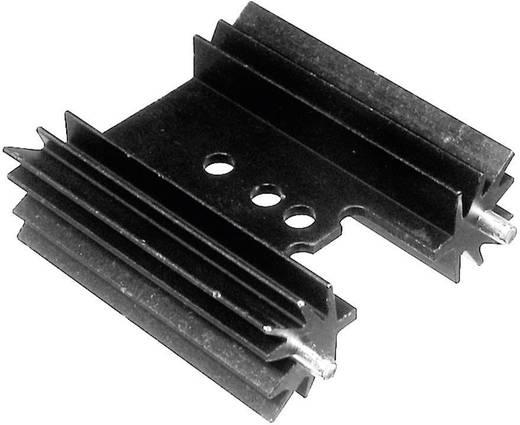 Strengkoellichaam 14 K/W (l x b x h) 25.4 x 35 x 12.7 mm TO-220, TOP-3, SOT-32 ASSMANN WSW V7477W