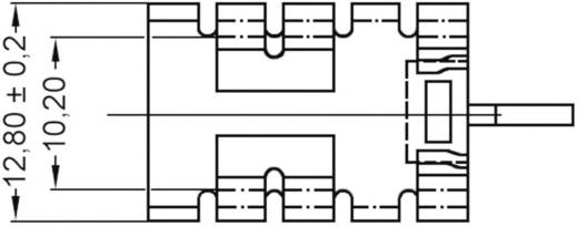 Koellichaam 21 K/W (l x b x h) 19 x 12.8 x 12.7 mm TO-220 ASSMANN WSW V8508B