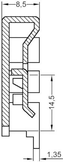 Koellichaam 18 K/W (l x b x h) 25.4 x 25 x 8.5 mm T