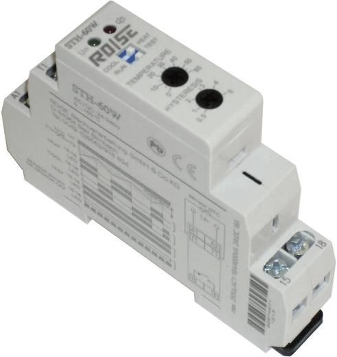 Rose LM STH-60W Thermostaat voor schakelkastverwarming 240 V/AC, 240 V/DC 1x NO