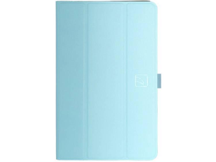 Tucano Bookcase Model-specifieke tablethoes Samsung Galaxy Tab A Blauw