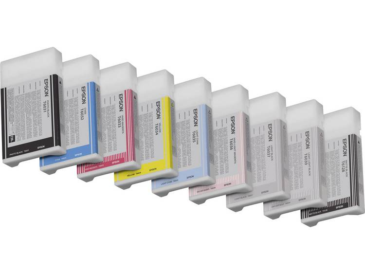 Epson Inkt T0636 Origineel Vivid Light Magenta C13T603600
