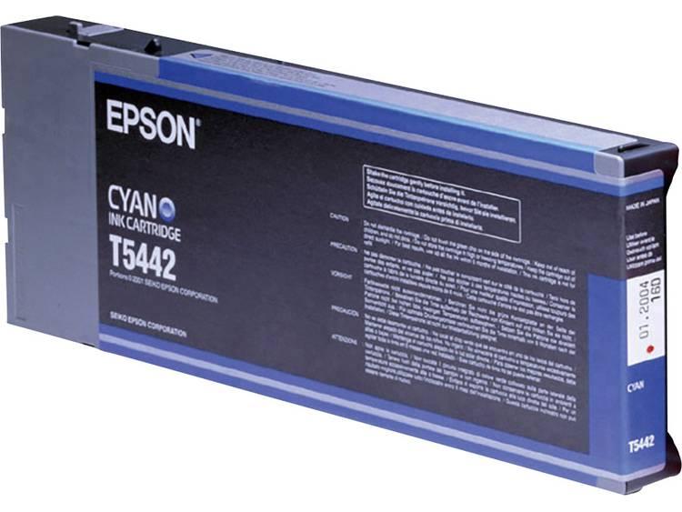 Epson Inkt T6142 Origineel Cyaan C13T614200