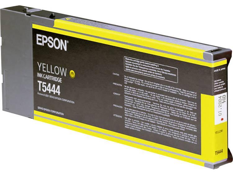 Epson Inkt T6144 Origineel Geel C13T614400