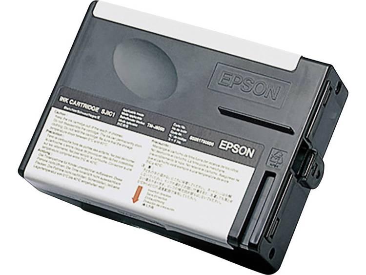 Epson Cartridge SJIC1 Origineel Single Zwart C33S020175