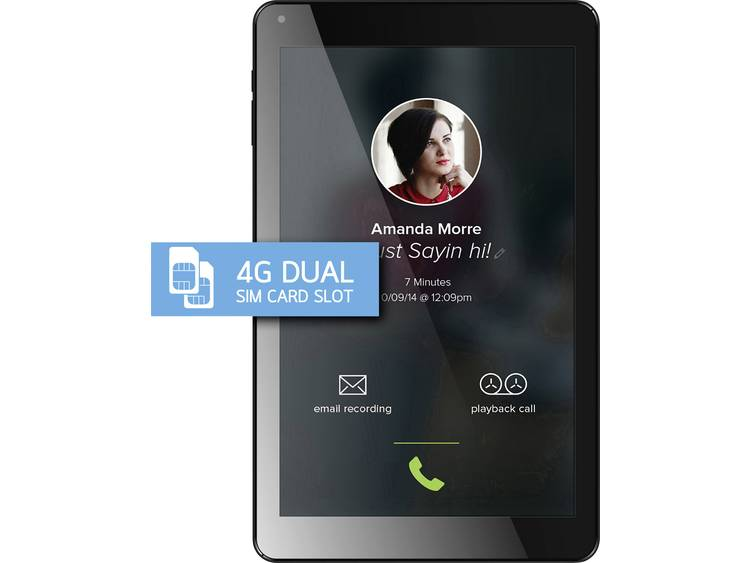 Odys Android-tablet 10.1 inch 16 GB Wi-Fi, GSM/2G, UMTS/3G, LTE/4G