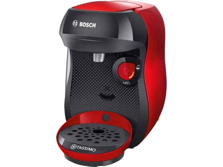 Bosch Haushalt Happy TAS1003 Capsulemachine Rood