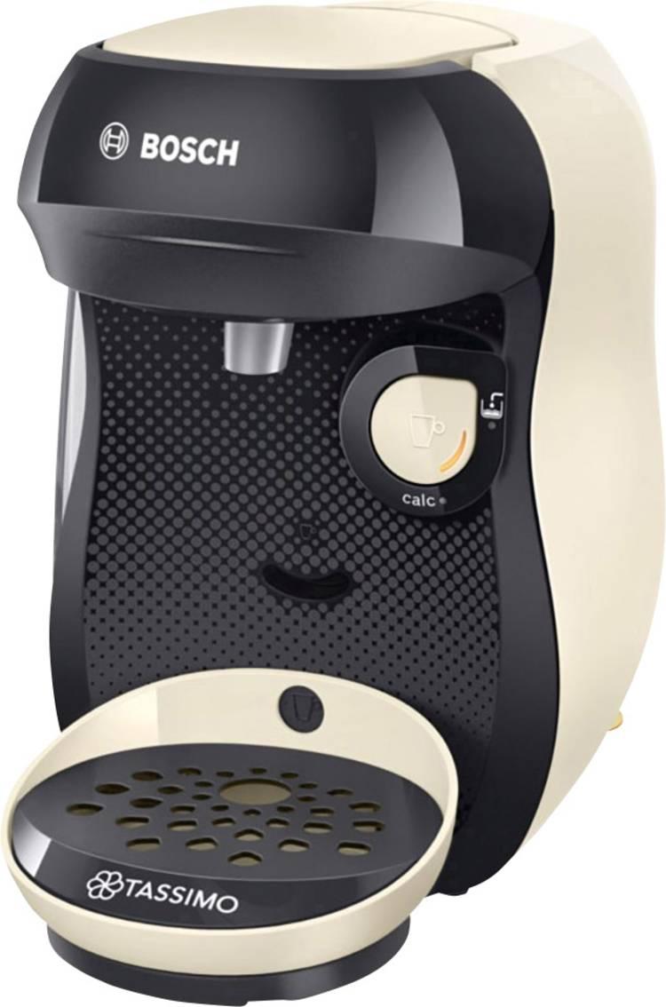 Image of Bosch Happy TAS1007 Capsulemachine Cream