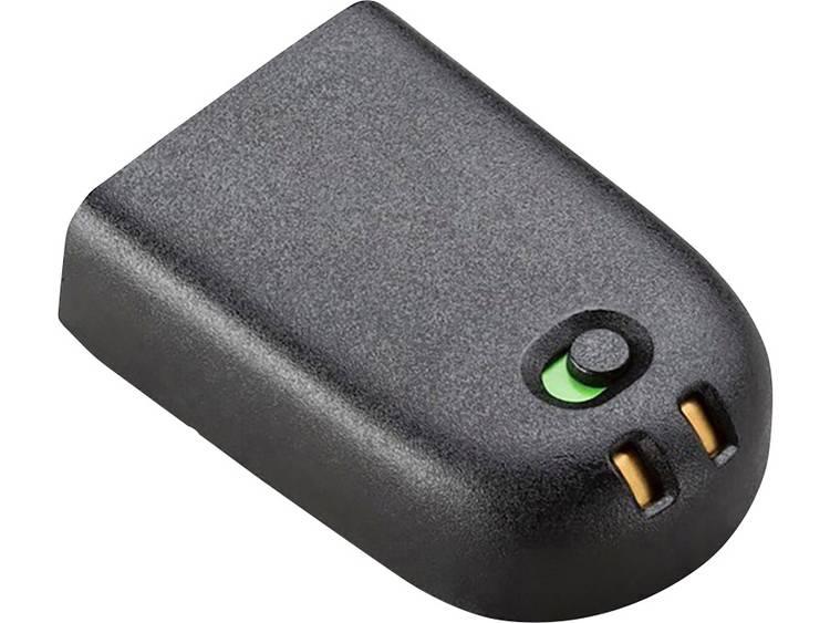 Koptelefoonaccu Plantronics Vervangt originele accu 204755-01, APD-80 3.7 V 140 mAh