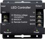 LED-controller RGB met draadloze touch-afstandsbediening