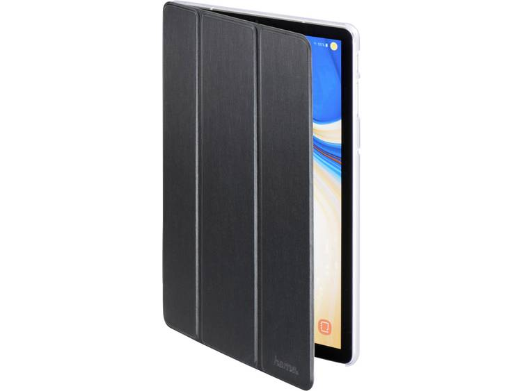 Hama Bookcase Model-specifieke tablet hoes Samsung Galaxy Tab S4 Zwart