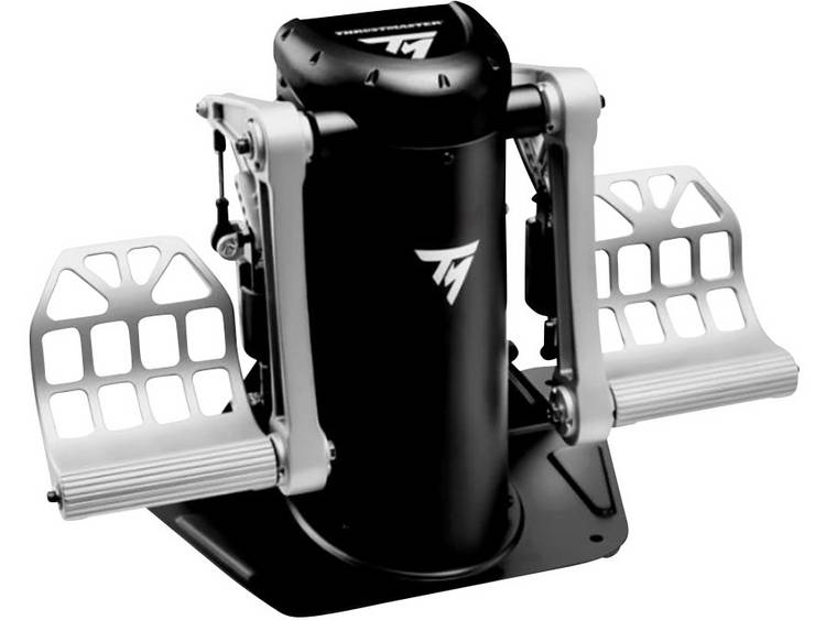 Thrustmaster Vliegsimulator pedalen USB, RJ12 PC Zwart