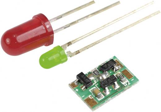 Micro 12 - 15 mA LED-constante-stroombron 30 V/DC 10 mA